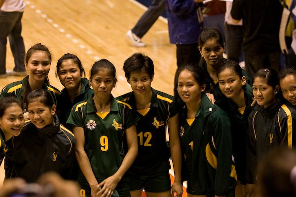 UAAP Women's Volleyball